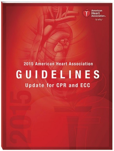 2010 AHA Guidelines CoverTimeline